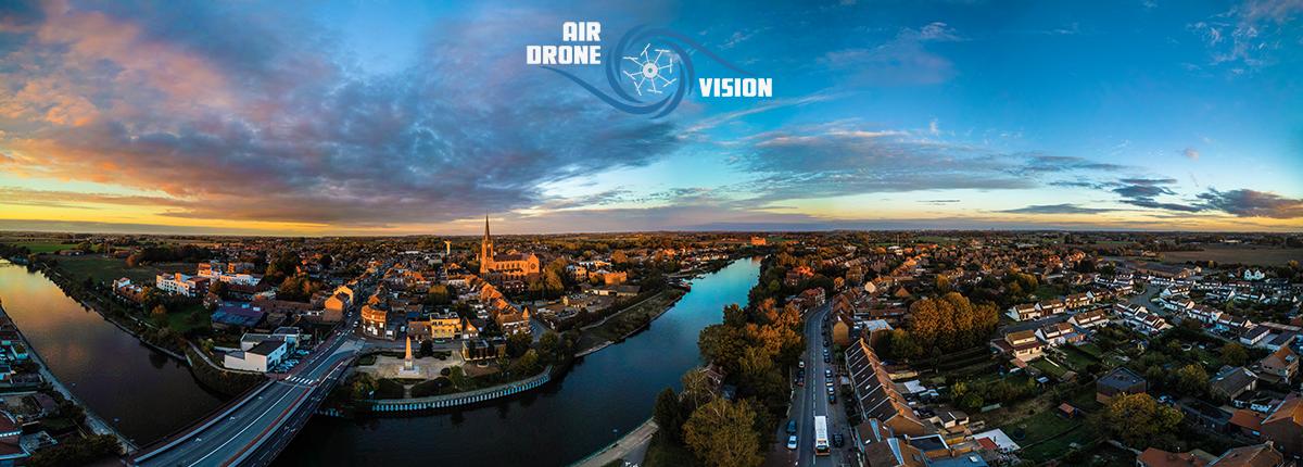 Quesnoy Sur Deûle - 15/10/2020 - Photos crédit ©Air Drone Vision